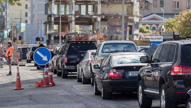 Christchurch's long-term Accessible City plan will improve Christchurch's traffic network for everyone, Rosalie Jenkins says.