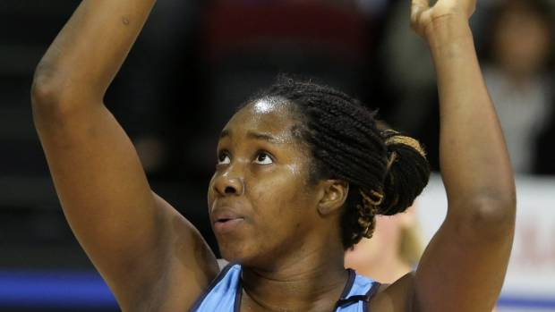 Jamaican international Jhaniele-Fowler-Reid is a standout in the shooting end for the Steel.