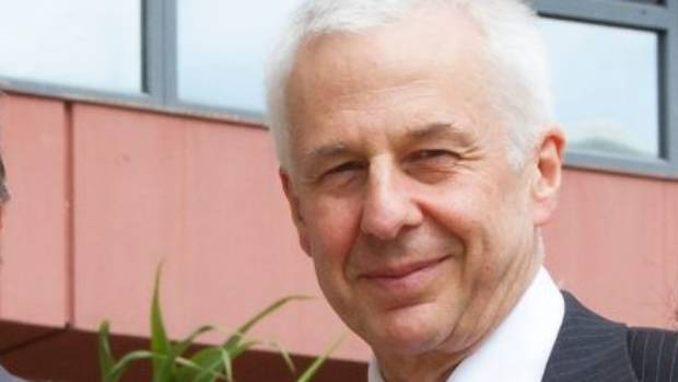 Wellington city councillor Peter Gilberd.