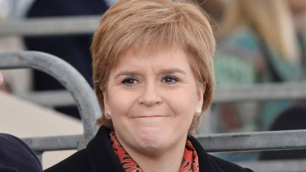 Nicola Sturgeon has called for a new referendum for Scotland.