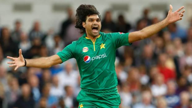 Mohammad Irfan is one of five Pakistan cricketers facing corruption charges triggered by an investigation into the PSL.