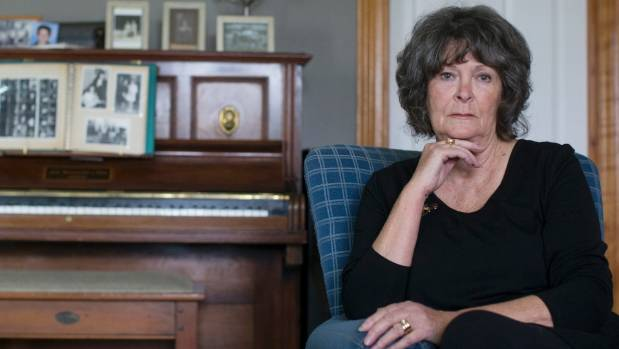 Waikato woman Maggie Wilkinson appeared in front of MPs for the first time, to ask them to initiate a parliamentary ...