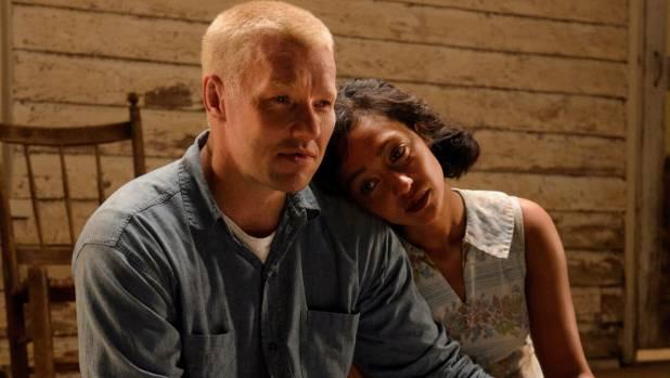 Joel Edgerton and Ruth Negga star in Loving.