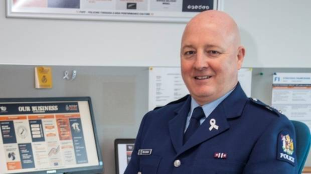 Tasman District Commander Superintendent Mike Johnson says cannabis remains an illegal substance and police will ...