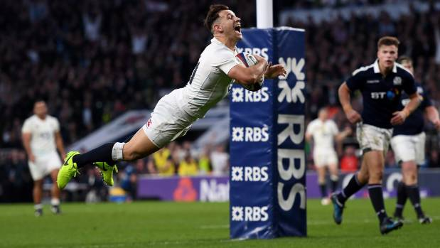 England and New Zealand could meet in a mouth-watering November Twickenham clash