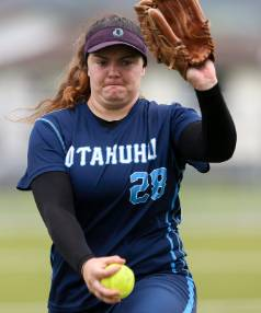 Pania Monk will be a key player, as a pitcher or fielder, for Otahuhu.