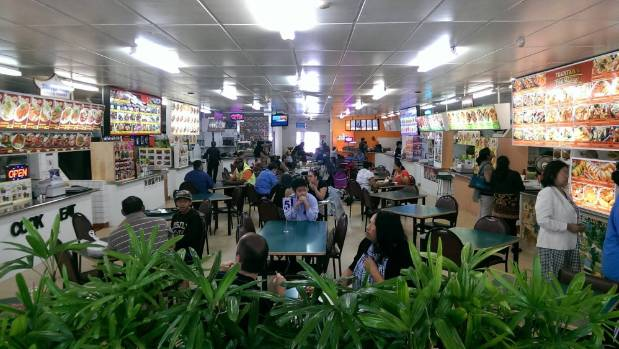 Otahuhu's Food City is the quintessential food court experience.