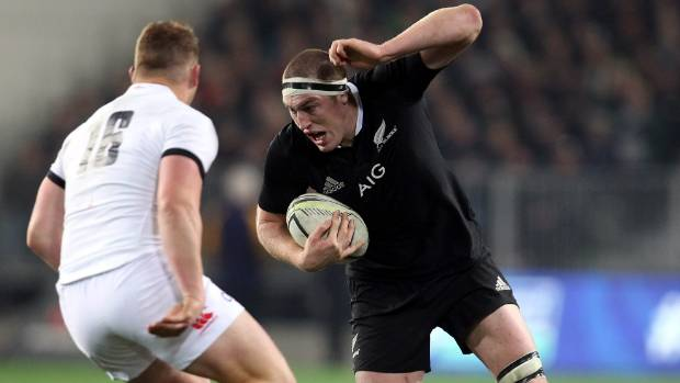 No England-All Blacks rugby clash in 2017