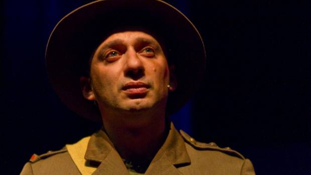 The grim reality of a soldier's life at Gallipoli is revealed.