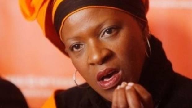Mpho Tutu van Furth, daughter of Nobel Peace Prize winner Desmond Tutu.
