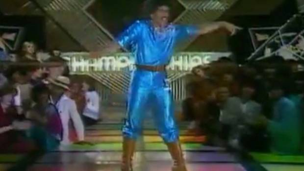 Wayne Marsh represented New Zealand at the EMI World Disco Dancing Championships in 1980.