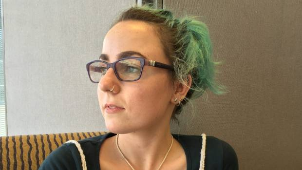 Erin Donohue, from Tawa, has written a book for young adults. She overcame mental illness and anorexia to do it.
