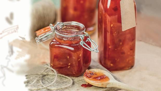 how to make sweet chilli vinegar