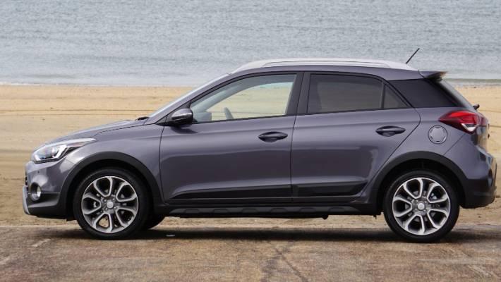 Four is an unlucky number for Hyundai i20 Cross | Stuff co nz