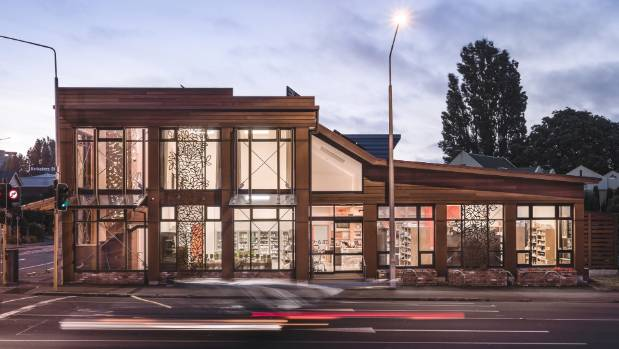 Local firms at forefront of timber construction resurgence for Christchurch architecture firms