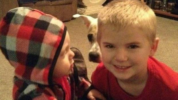 William, 2, and Ayden, 6, died within six weeks of each other.