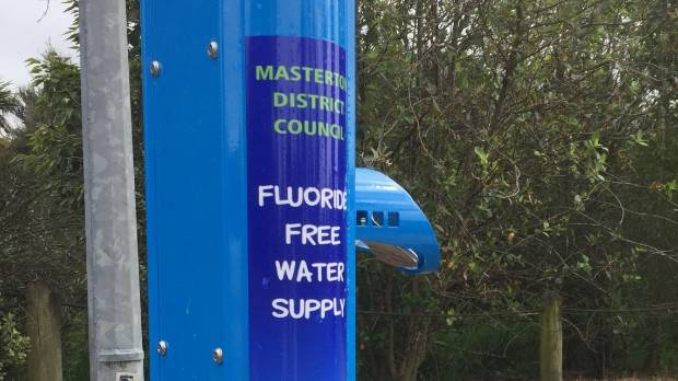 Masterton is among several towns and cities to offer residents the option of a fluoride-free tap.