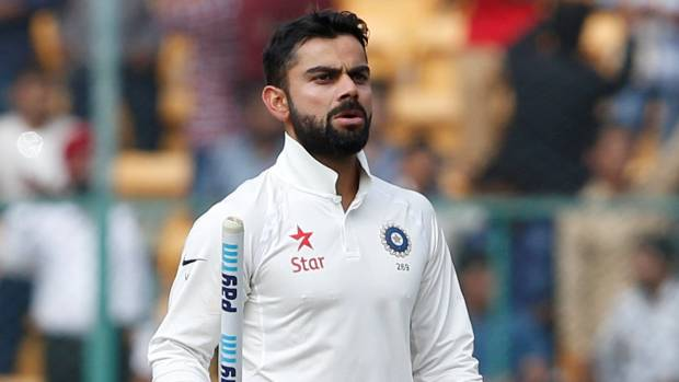 Virat Kohli said he was keen to move on from the saga before getting into a war of words.