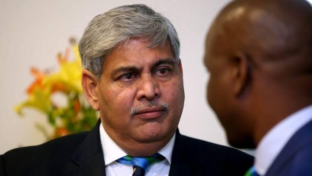 Shashank Manohar has resigned as ICC chairman.