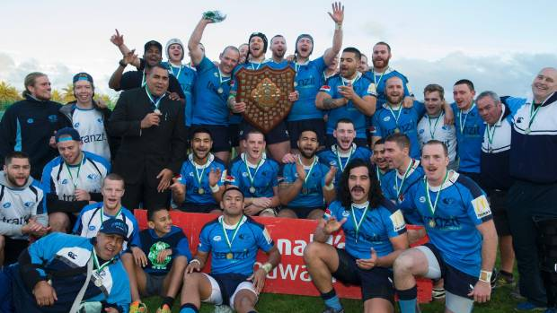 Varsity won the senior A title in 2016 after beating Kia Toa 18-17 in the final.