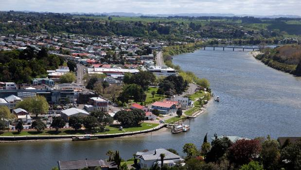 The Whanganui River, which runs 290km, is now a legal person. That's a big person.
