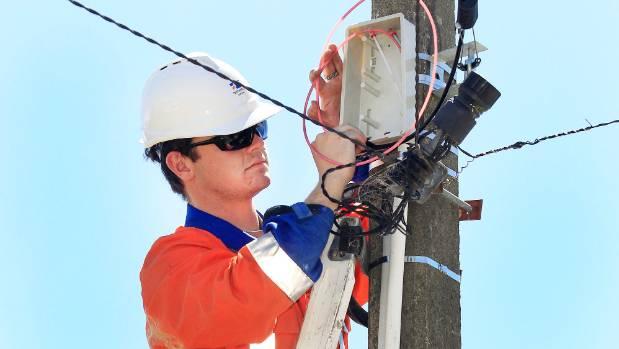 broadband technician