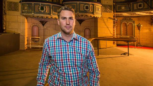 Steve Bielby says restoration of the St James theatre in Auckland will go ahead despite the apartment project being halted.