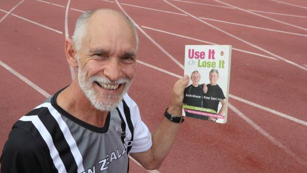 Riddell was inspired to start running at the age of 60 after reading Peter Snell's book Use It or Lose It.