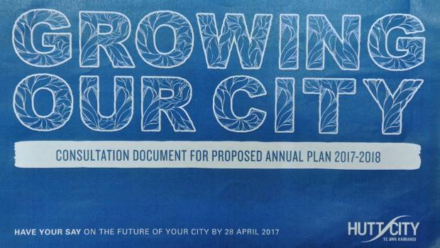 The Hutt City Council's draft plan is your chance to have  a say on how the council should pay for future growth.