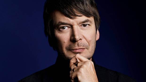 Ian Rankin will be appearing in Christchurch as part of the the Word Festival's autumn season in May.