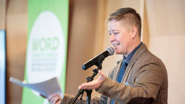 Storyteller Ivan Coyote is returning to Christchurch for the Word Festival's autumn season in May.