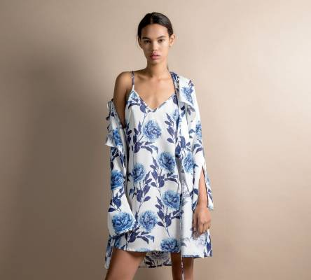 LOOK OF THE WEEK: Ruby Quiet Please Part 2, Bacio Slip dress, $169.  Step out in your sleepwear this season with Ruby's ...