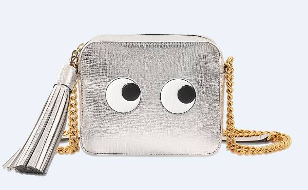 LUXE: Anya Hindmarch bag, $2,150, from David Jones. These personality-filled handbags will amuse any big kid. The Anya ...