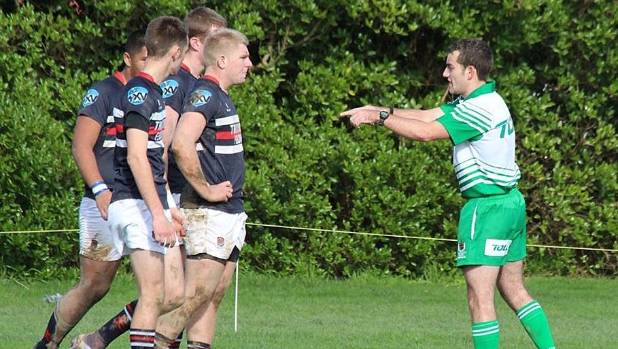 Manawatu need more referees to handle the load through the peak rugby season.