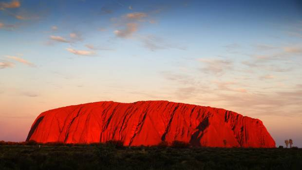 Uluru has been back in the hands of its traditional owners since 1985.
