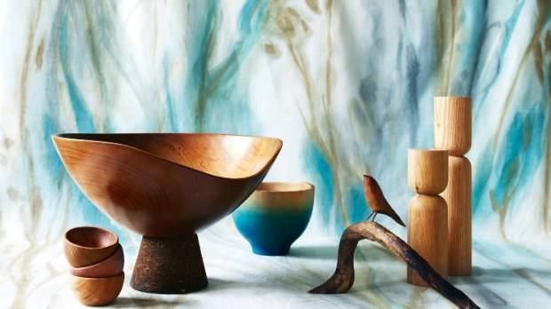 Small wooden bowls (set of five) $59.99 from Alex and Corban, alexandcorban.co.nz; sculpted kauri bowl by John Crichton ...