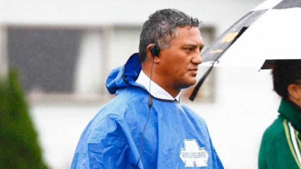 Fusi Feaunati is now the head coach of the Manawatu Cyclones.