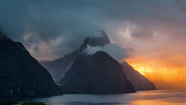 Milford Sound will be ruined by an earthquake on the Alpine Fault.