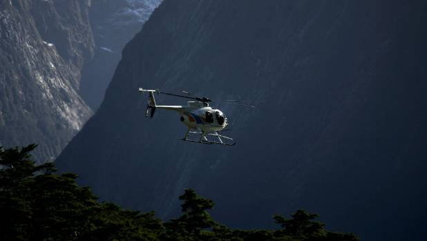 Helicopters will be crucial to the disaster management effort.