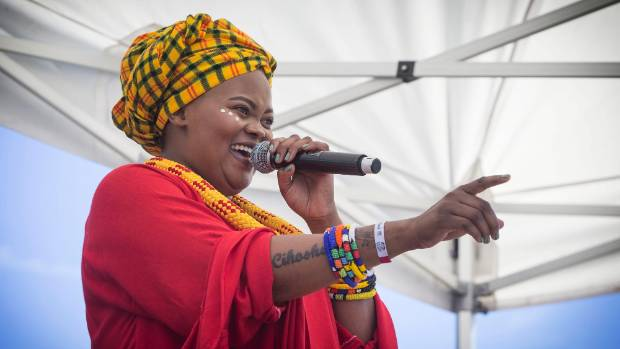 Anyone hoping to buy a Saturday ticket to see Buhle Mda from 'The Soil' perform at Womad will have to wait for the ...