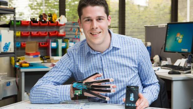 Co-founder of StretchSense Ben O'Brien discusses how Kiwi businesses can grow overseas.