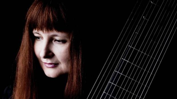Christina Pluhar is in New Zealand with her European chamber music ensemble, L'Arpeggiata.