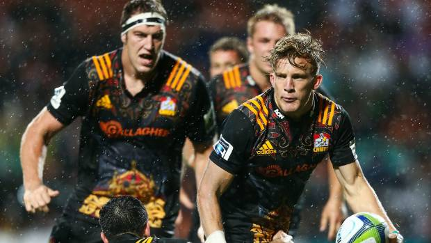 Brodie Retallick and Damian McKenzie have been two of the Chiefs' prized assets early in 2017.