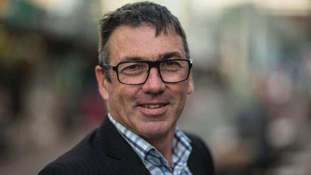 Labour's Christchurch Central candidate Duncan Webb.