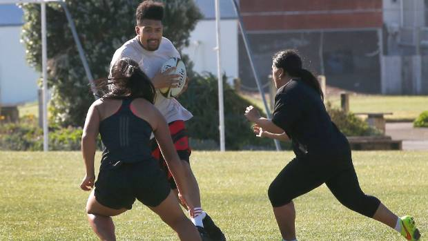 All Blacks, New Zealand Sevens and Hurricanes star Ardie Savea has coached St Mary's College for the last two years.