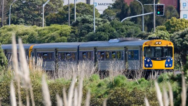 The ADK diesel trains were built in the 1960s and most recently used by Auckland Transport before it rolled out its ...