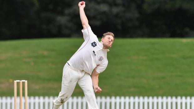 Seven years after making his first-class debut for Canterbury, allrounder Logan van Beek is off to Wellington.