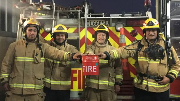 how to become a volunteer firefighter nz