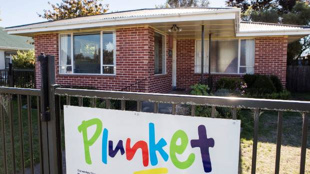Plunket's Culverden building may be taken away from local ownership.
