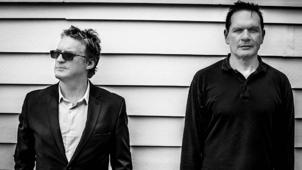 The Queen's Birthday Music Festival n Upper Hutt features Don McGlashan and Shayne Carter together.